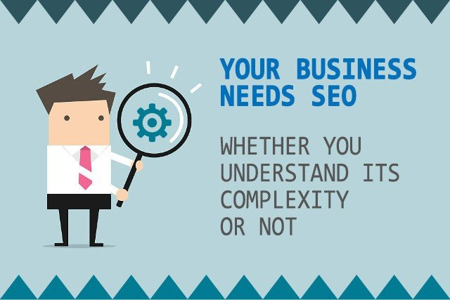 Your Business Needs SEO, Whether You Understand its Complexity or Not.
