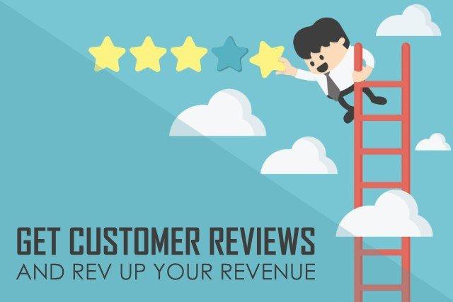 Get Customer Reviews and Rev up your Revenue