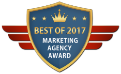 Best of 2017 Marketing Agency Award