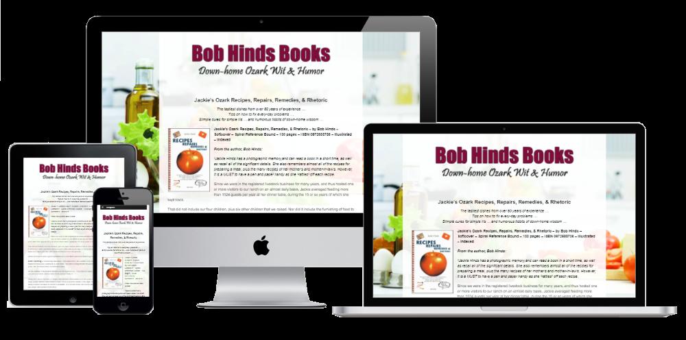 Bob Hinds Books