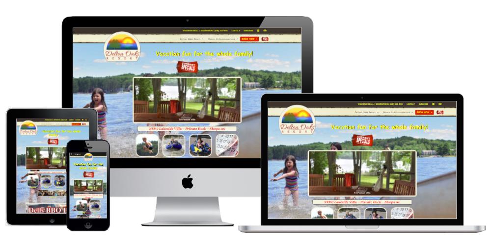 Delton Oaks Resort – Wisconsin Dells