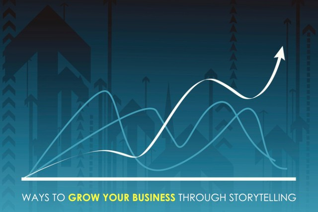 Ways to Grow Your Business through Storytelling