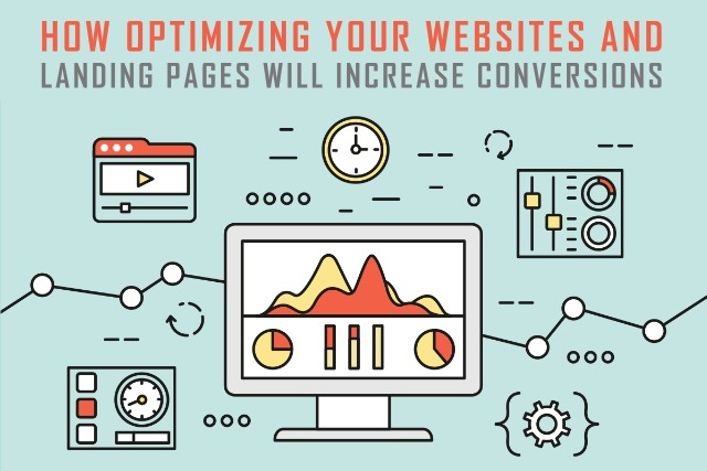 How Optimizing Your Websites and Landing Pages Will Increase Conversions